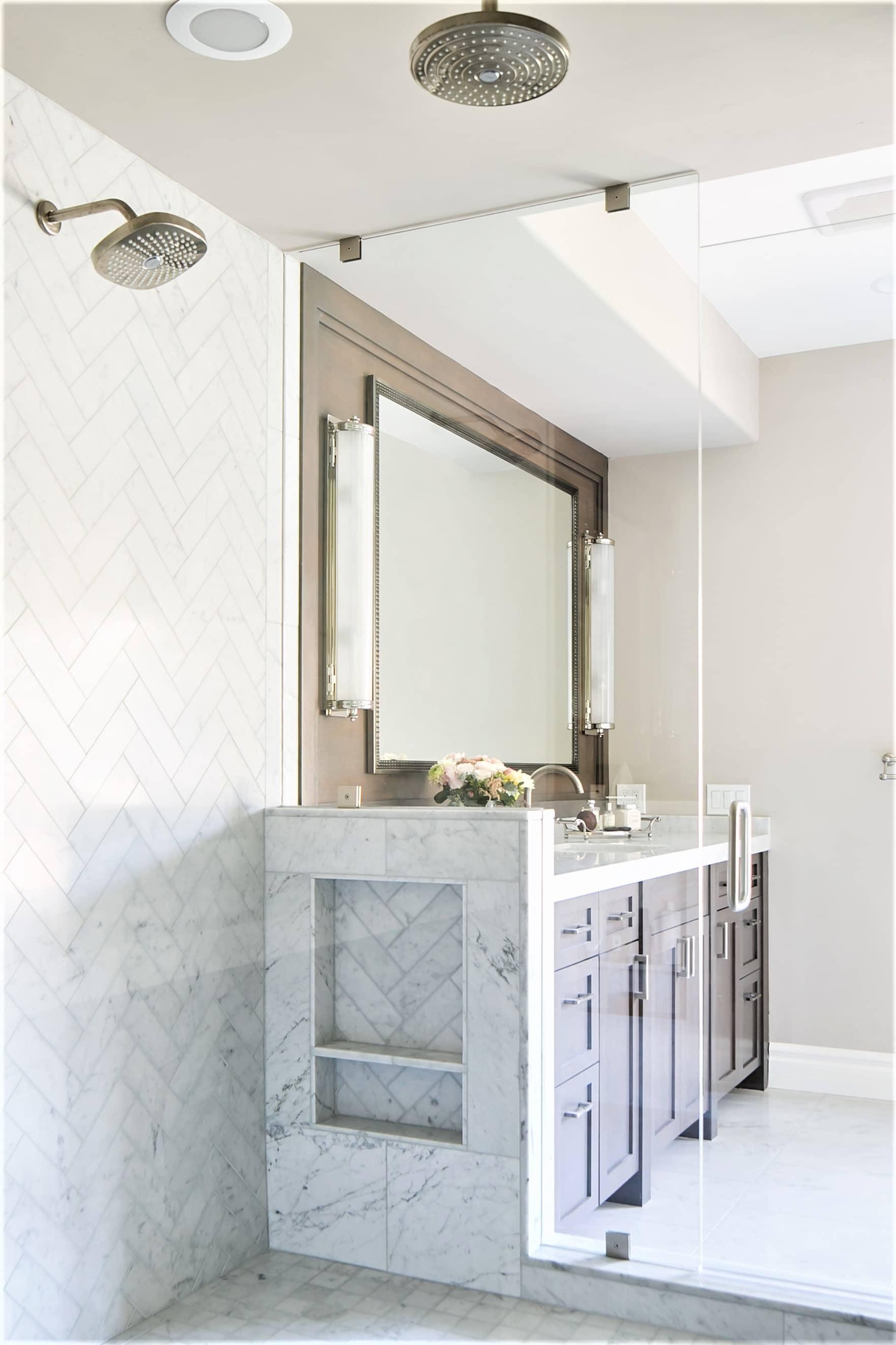 Jill Shevlin Design Vero Beach Interior Designer Master Bath Renovation