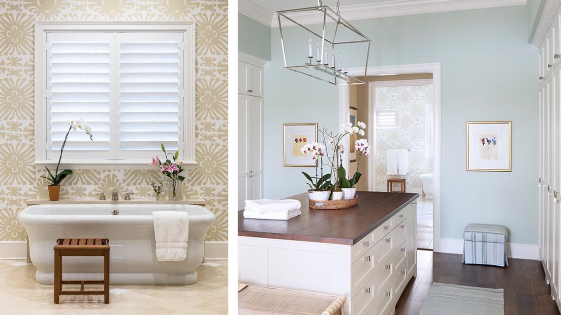 Jill Shevlin Design Pedestal Tub