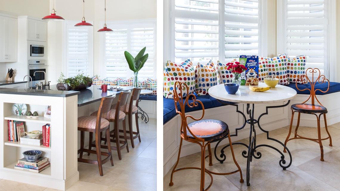Jill Shevlin Design Casual Fun Kitchen Remodel Vero Beach Interior Designer