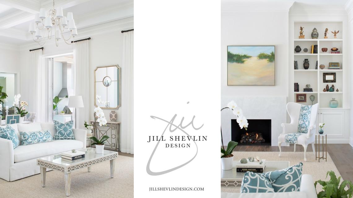 Jill Shevlin Design Living Room Vero Beach  Florida