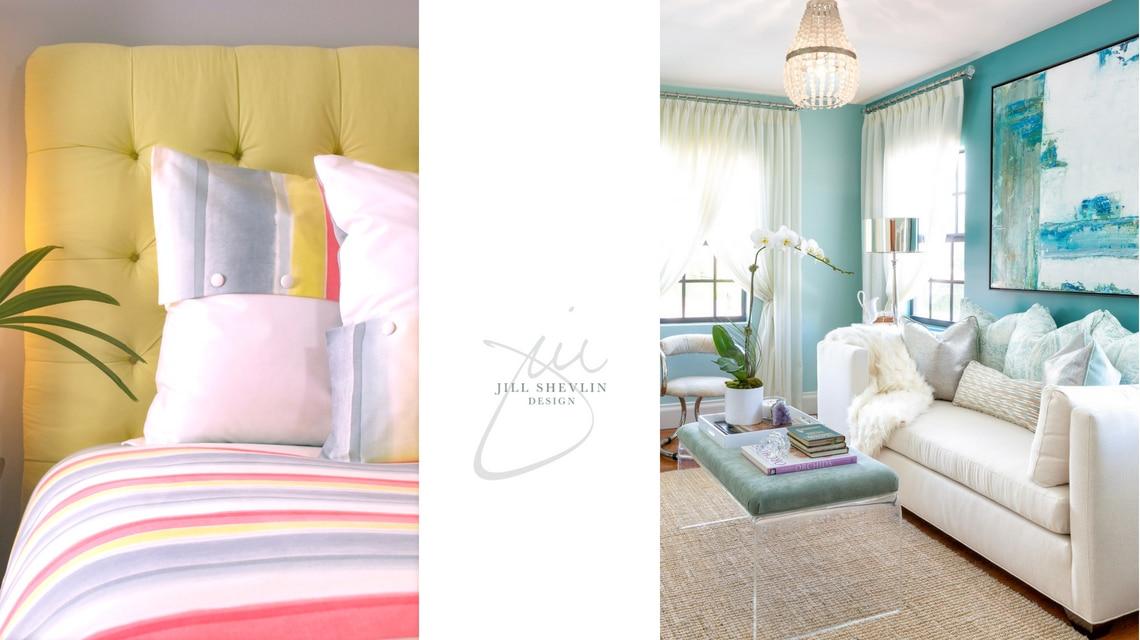 Jill Shevlin Design Interior Designer Modern Master Bedroom Vero Beach Interior Designer