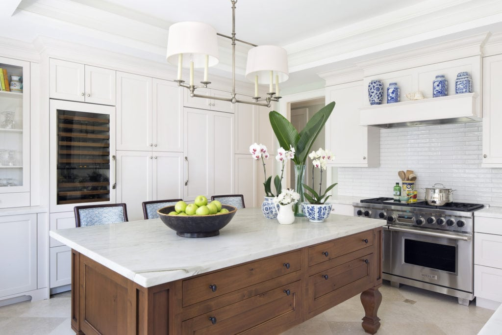 Vero Beach Interior Designer Jill Shevlin Design Kitchen Renovation