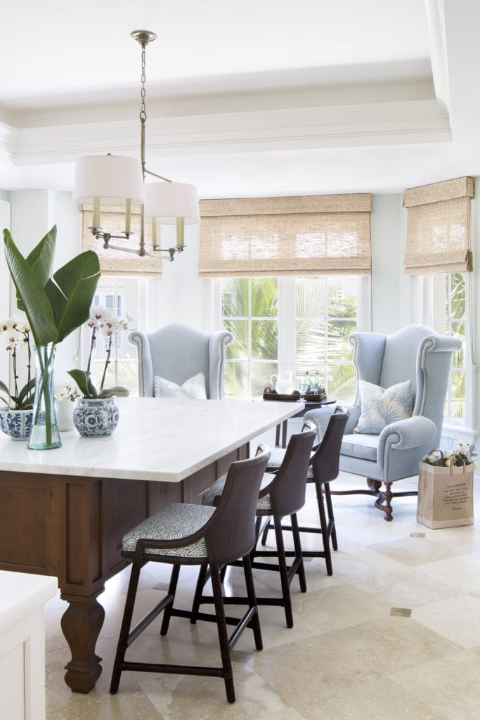 Vero Beach Interior Designer Jill Shevlin Kitchen Renovation