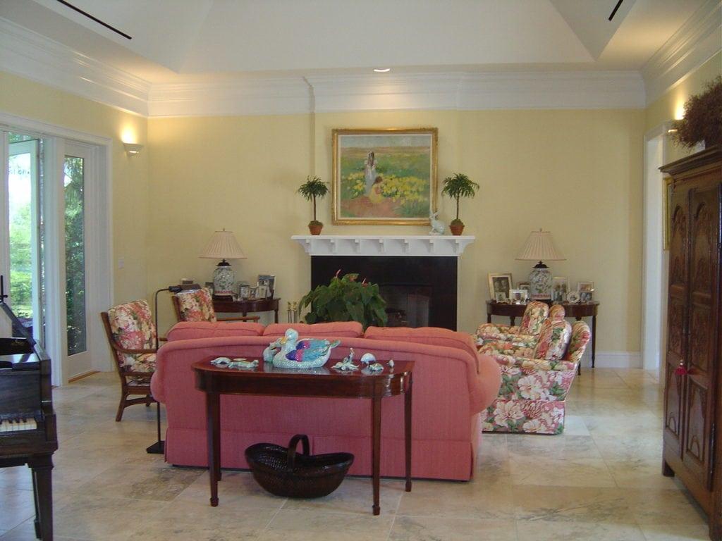Jill Shevlin Design Blog - Before & After Fireplace - Renovation