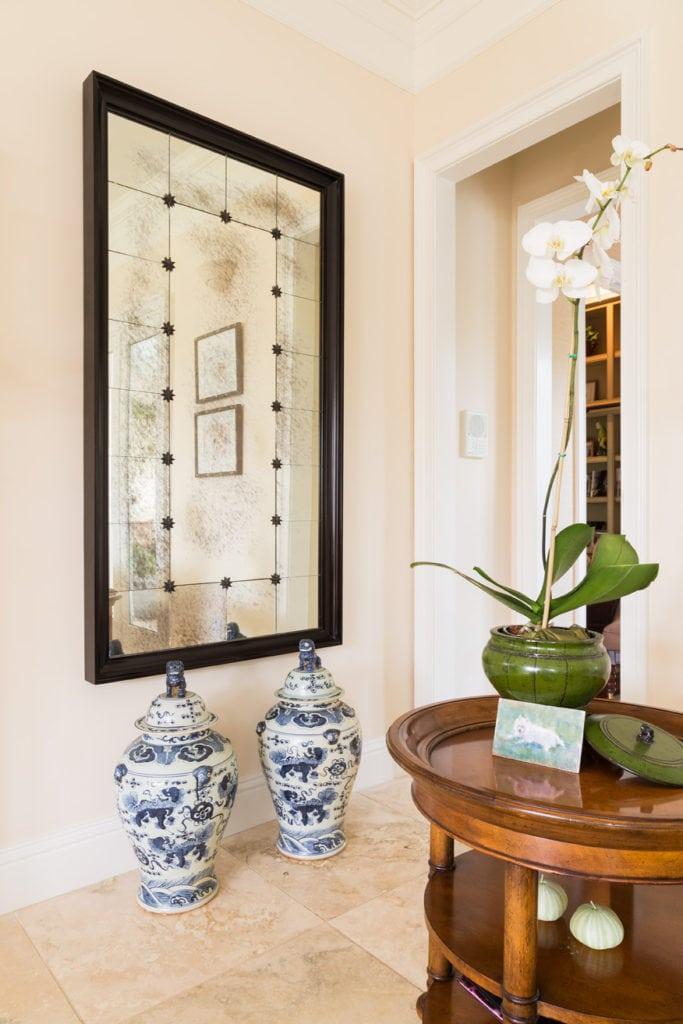 Jill Shevlin Design casually Elegant Living Room Vignette Jill Shelvin Design