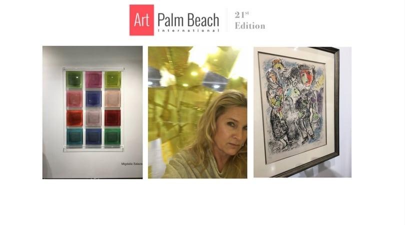 Art Palm Beach Jill Shevlin Design