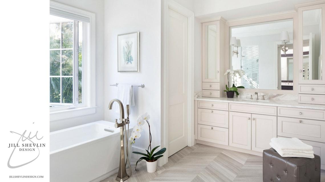 Jill Shevlin Design Master Bath