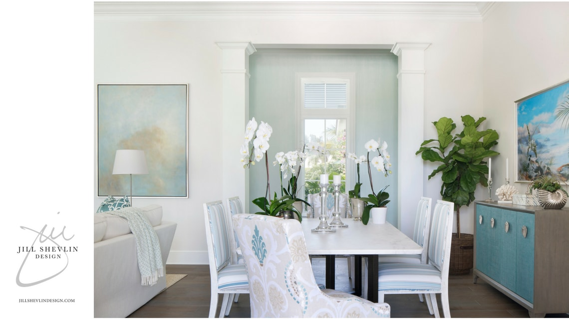 Jill Shevlin Design Dining Room