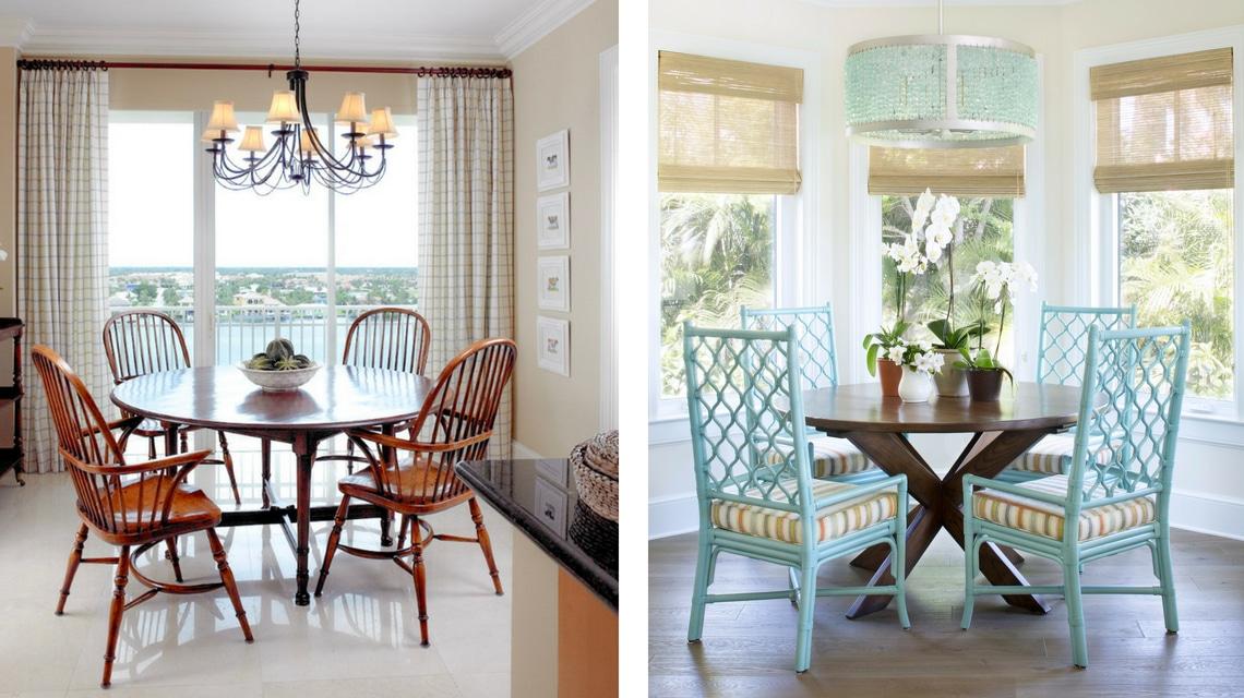 Jill Shevlin Design Vero Beach Interior Designer casual dining. jpg
