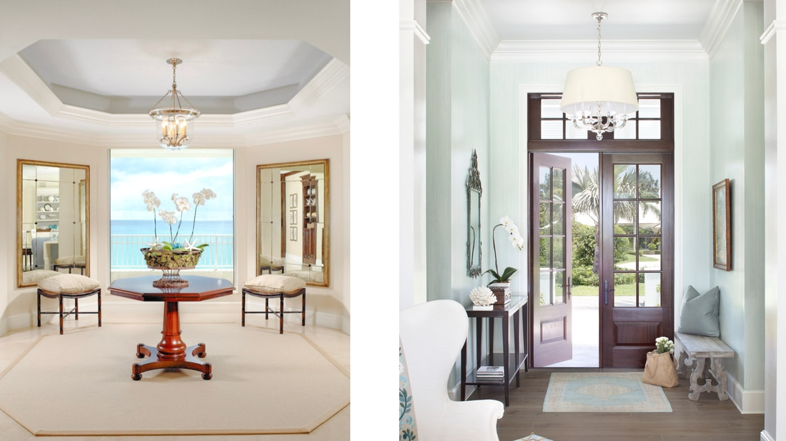 Jill Shevlin Design Vero Beach Interior Designer Make an Entrance