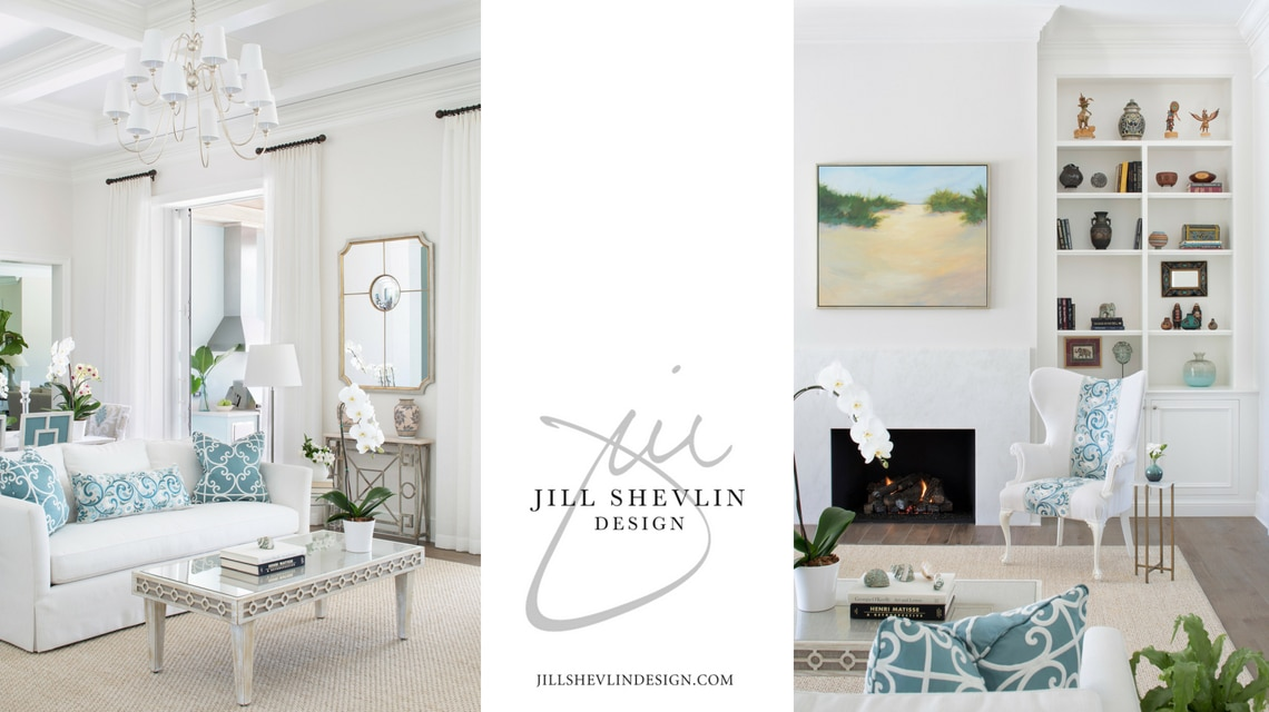 Jill Shevlin Design Living Room Vero Beach  Florida