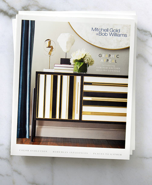 Mitchel Gold Catalog Jill Shevlin Design Ideas for Online shopping