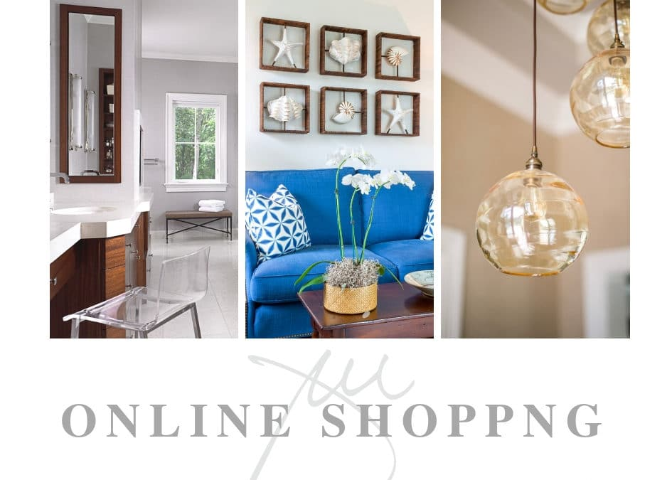 My Design Tips for Online Shopping for Your Home