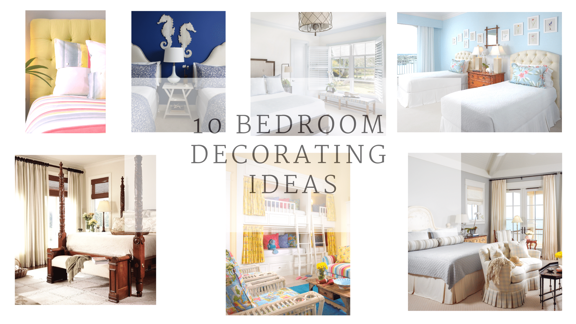 Jill Shevlin Design Ten Bedroom Decorating Ideas from my design portfolio Vero Beach Interior Designer