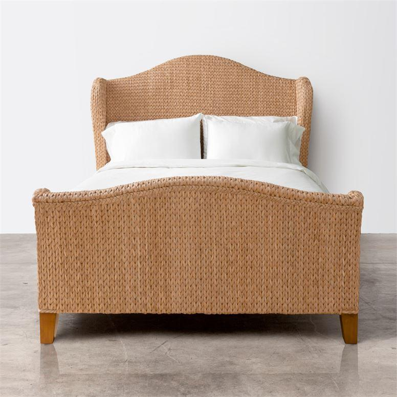 Beds shop Beds Vero Beach Beds, Vero Beach Furniture, Jill Shevlin Design Vero Beach Interior Designer Woven Bed