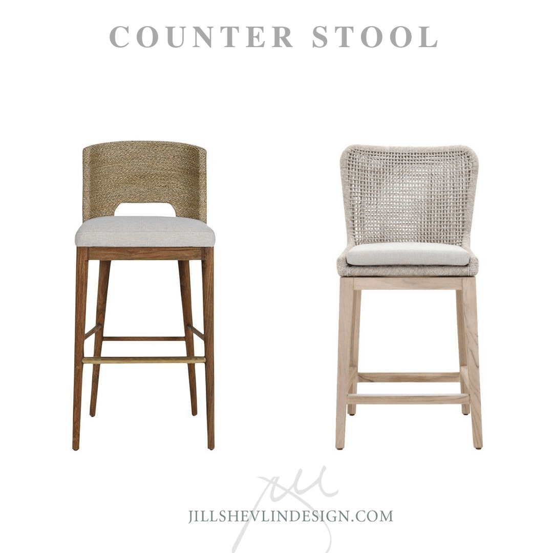 Coastal Dining Chairs Jill Shevlin Design