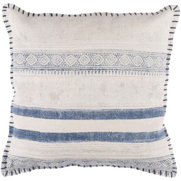 Jill shevlin Design Shop Home Decor Vero Beach Interior Designer Blue Pillow