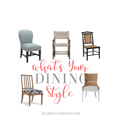 12 Dining Chair Styles