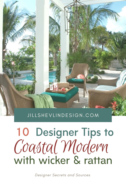 Coastal Modern Home Decor Tips Jill Shevlin Design
