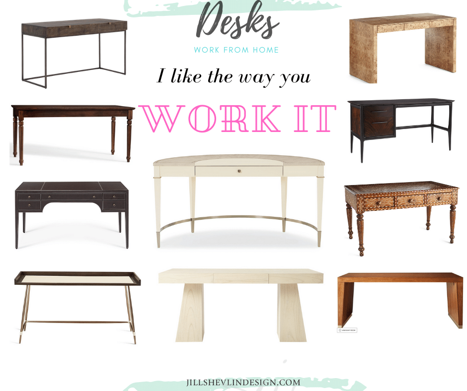 HOME office Desk shop Desks vero beach home office Jill Shevlin Design Vero Beach Interior Designer