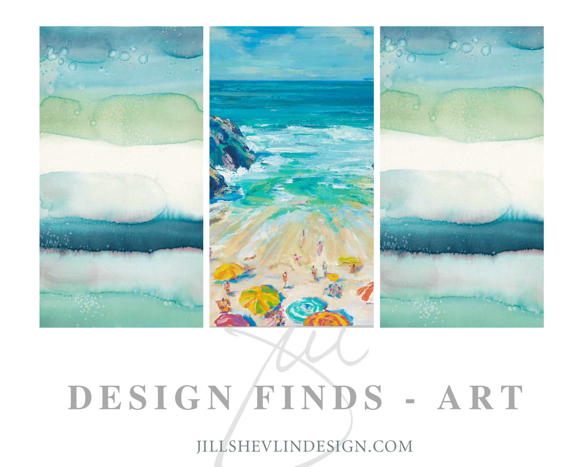 _Design Finds Art Jill Shevlin design vero beach inteior designer