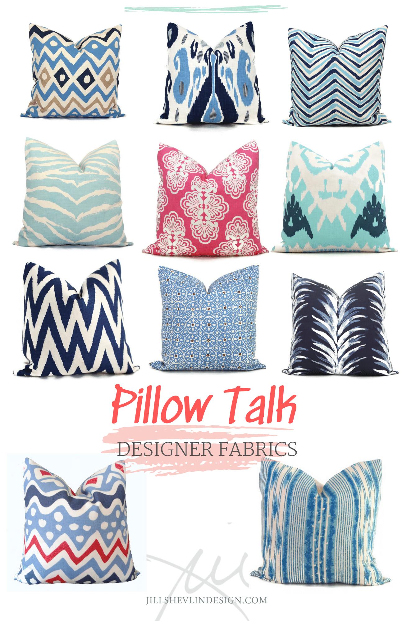 Pillows Desiger Pillows Jill Shevln Design Vero Beach Interior Designer
