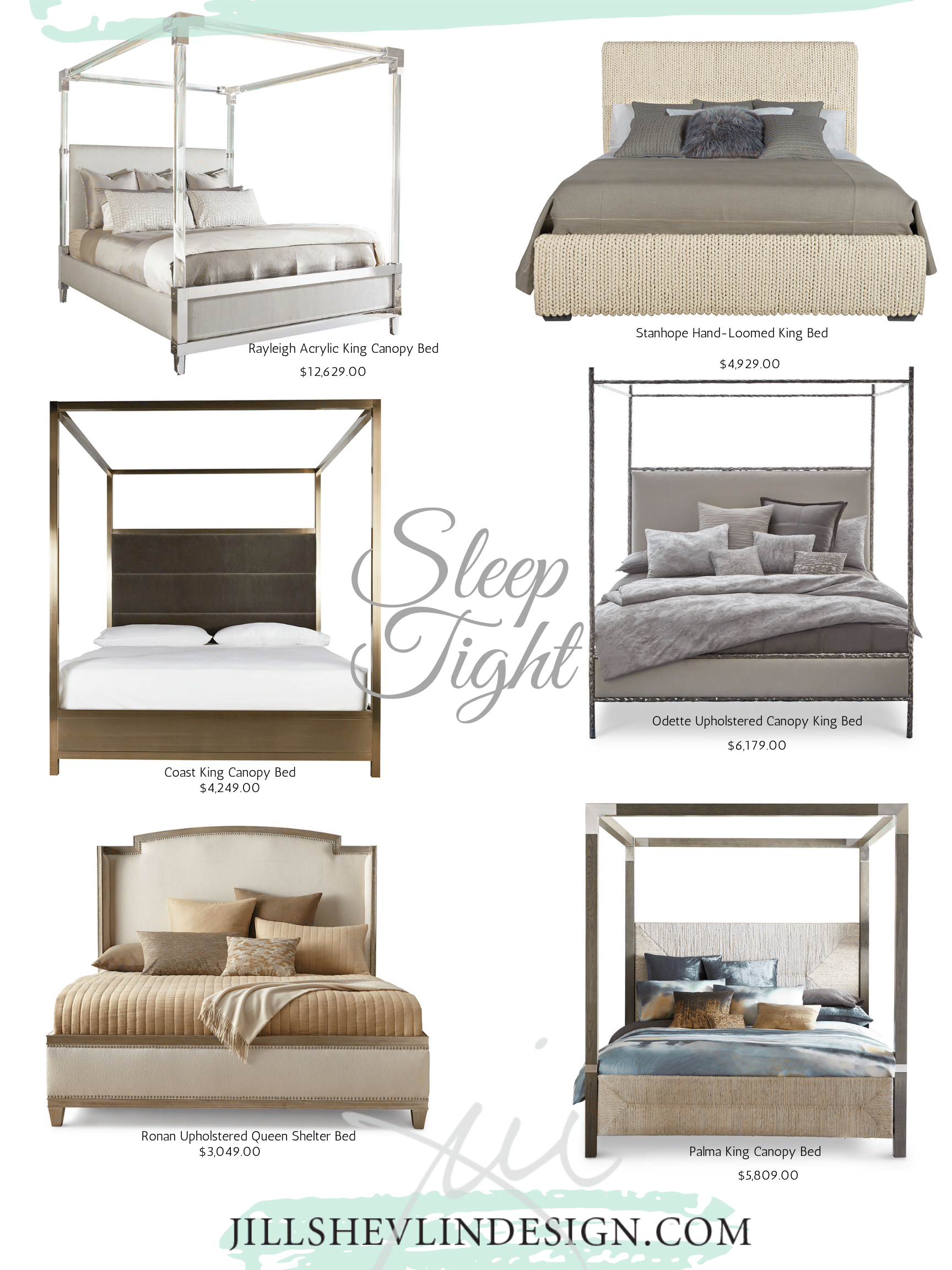 Sleep Tight Beds Shop Jill Shevlin Design Vero Beach Interior Designer