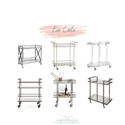 Bar Cart…Cheers!
