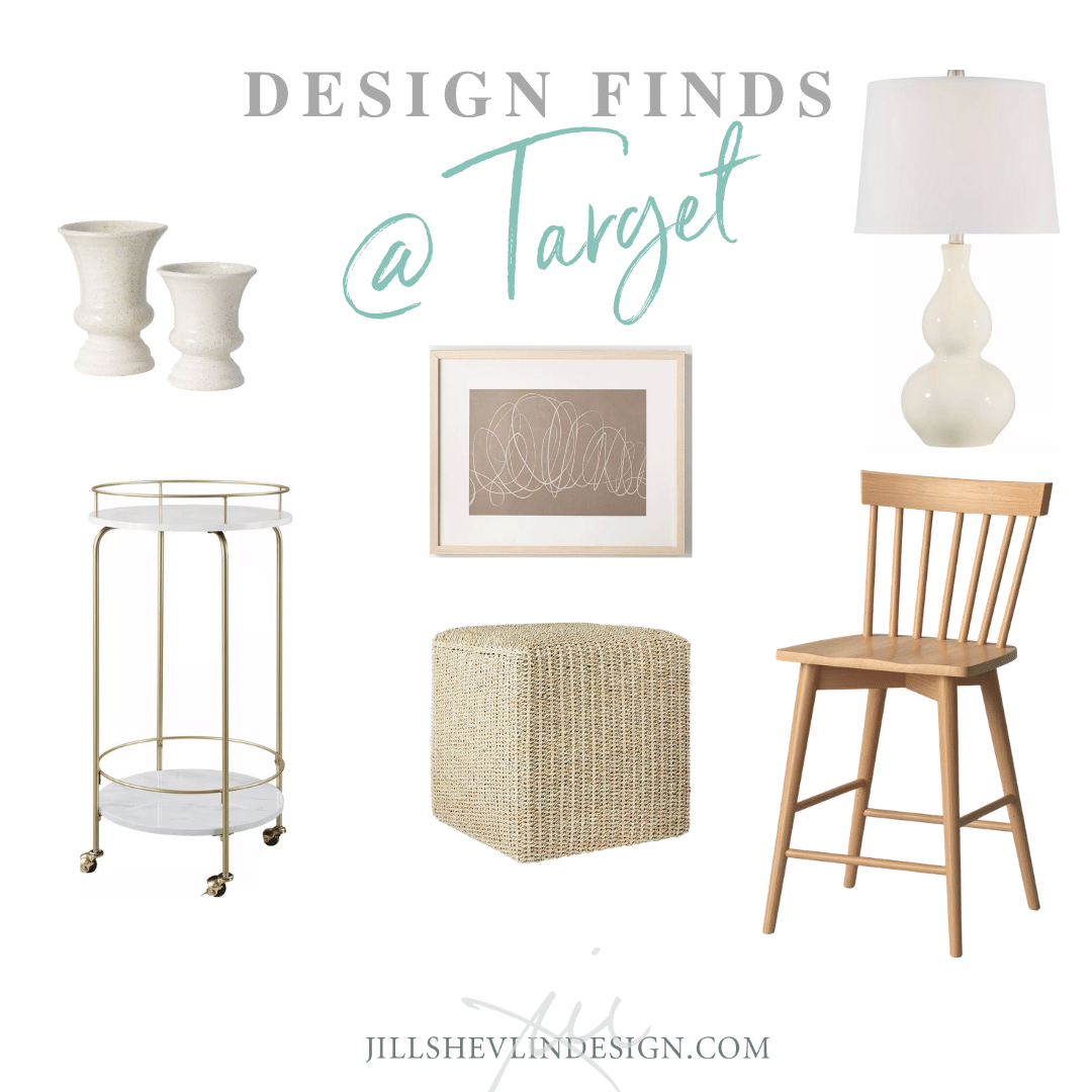 Target Design Finds Casual Elegant Home Decor Jill Shevlin Design
