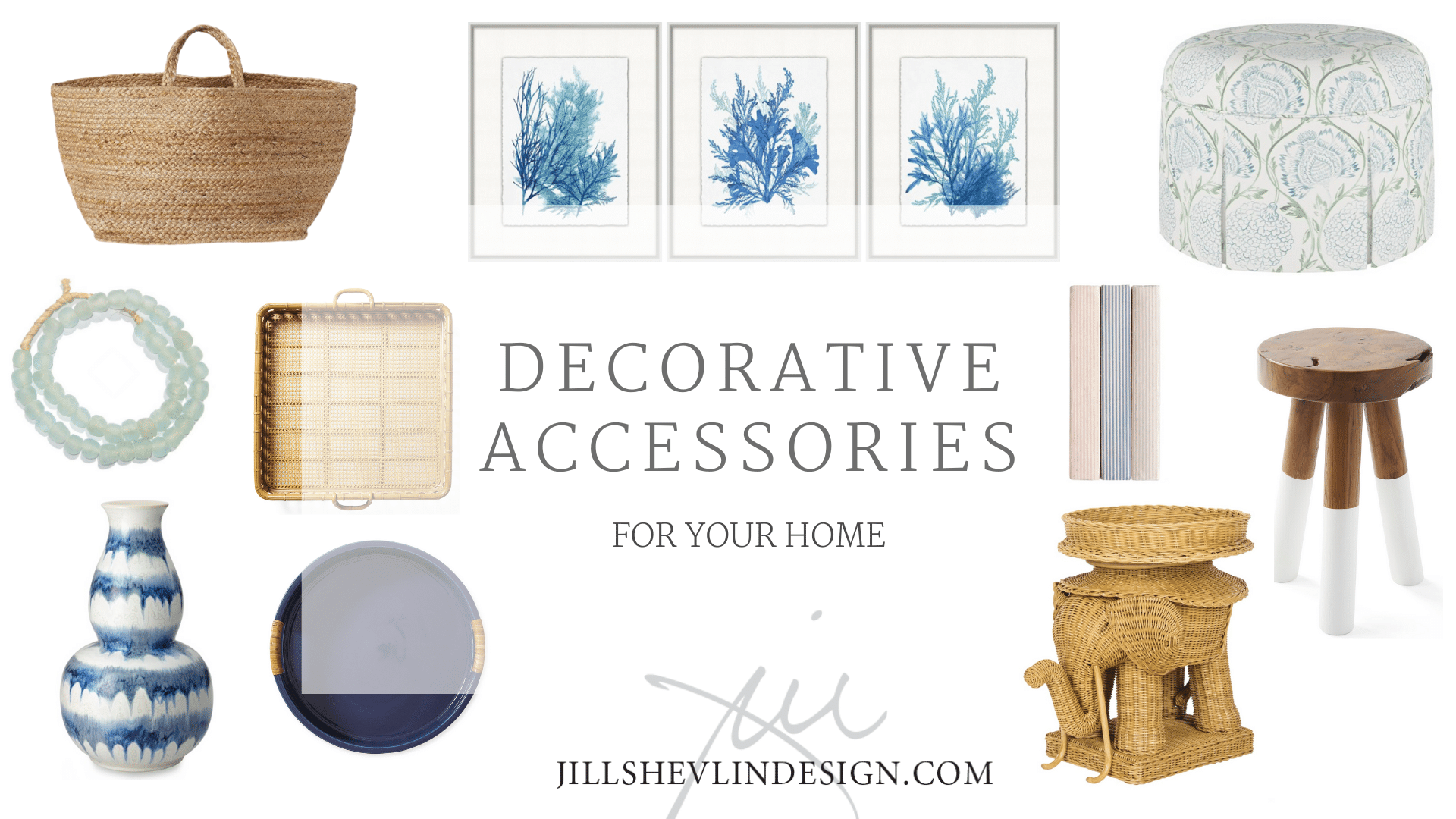 Accesoires Shop Vero Beach Home Decor Accessories Jill Shevlin Design Vero Beach Interior Designer