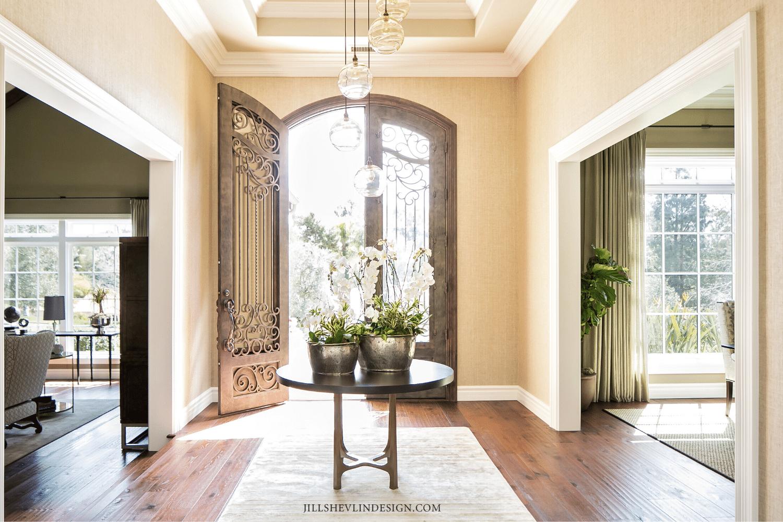 Rancho Sante Fe CA remodel by Jill Shevlin Design Vero Beach Interior Designer