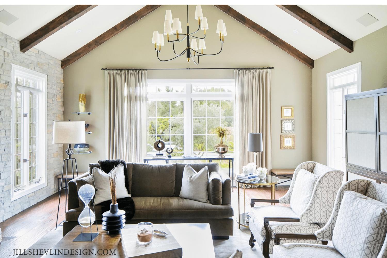 Rancho Sante Fe CA home remodel by Jill Shevlin Design Vero Beach Interior Designer