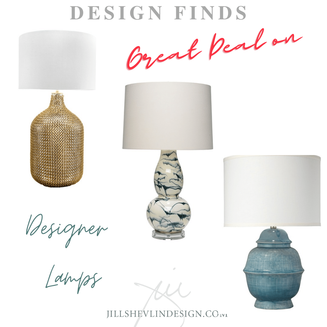 Deal Lamps Vero Beach Interior Designer Jill Shevlin Shares Sale Lamps