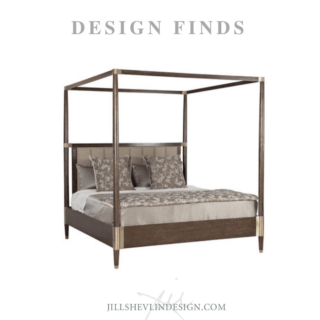 Four Poster Master Bed Shop Home Decor and Furniture Jill Shelvin design