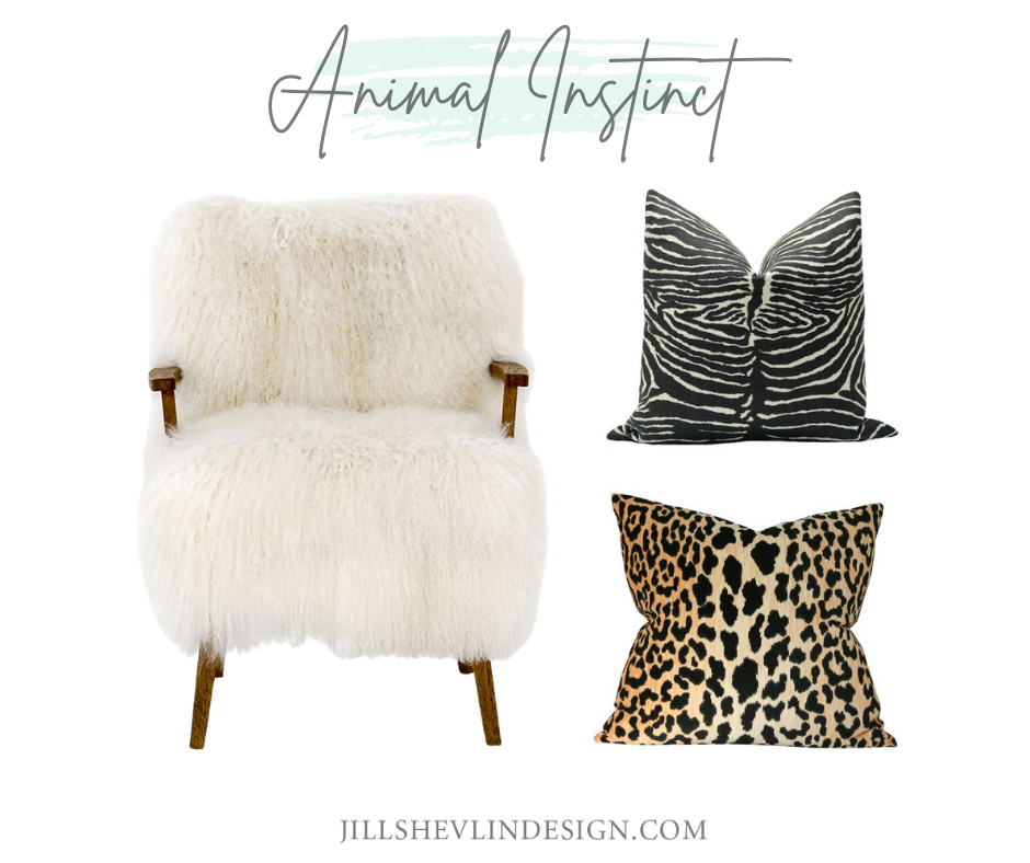 Animal Prints Go Wild Jill Shevlin Design