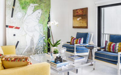 Moorings Eclectic Makeover
